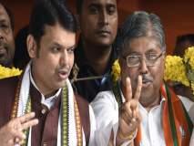 Maharashtra Election2019 : 'तुम्ही कुऱ्हाडी चालवल्या, आता तुमच्याही पाकळ्या गळून पडणार'