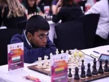 14 वर्षीय प्रज्ञानंदची ऐतिहासिक कामगिरी; भारतासाठी जिंकलं जागतिक जेतेपद