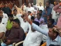 युतीमुळे नवी मुंबई शिवसैनिक नाराज; अनेक जणांनी दिले राजीनामे