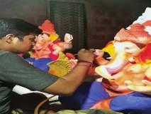 Ganesh Festival 2019 : माझ्या कलेचा अधिपती...!