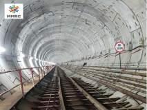रूप सुहाना लगता है... मुंबईच्या पोटातून धावणारी मेट्रो पाहिलीत का?