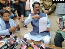शिवसेना अखेर एनडीएतून बाहेर; केंद्रीय मंत्री अरविंद सावंत यांचा नरेंद्र मोदींकडे राजीनामा