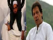दहशतवादी हाफिज सईद आणि पाक पंतप्रधान इम्रान खान यांच्यात हातमिळवणी?