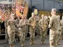 युद्ध सरावादरम्यान अमेरिकेच्या सैन्यांनी वाजवली 'जण-गण-मन'ची धून