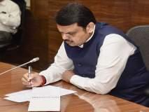 महाराष्ट्र निवडणूक २०१९: मुख्यमंत्री देवेंद्र फडणवीस राजीनामा देणार?; सत्तास्थापनेचा पेच वाढला