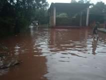 रत्नागिरीतील १६ गावांमध्ये ६०९ कुटुंबे पुरामुळे बाधित