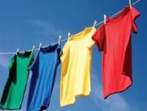 पावसाळ्यात कपडे वाळवण्यासाठी वापरा या आयडिया !
