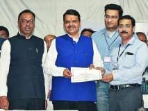 Nagpur South-West Election Results : विजयाचा पंच, मतदारसंघातील हॅट्ट्रिक : मुख्यमंत्र्यांचा कार्याला मतदारांची पावती