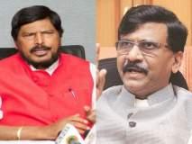 Maharashtra Government: रिपब्लिकन पदाधिकाऱ्याचं संजय राऊत यांना खुलं पत्र; आठवलेंवरील टीकेचा घेतला समाचार