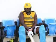 India vs West Indies : 140 किलो वजनाच्या अष्टपैलू खेळाडूबद्दल विंडीज बोर्डाचं मोठं विधान