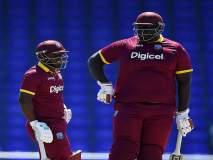 'अगडबंब'; 6 फुट उंच, 140 किलो वजनाचा खेळाडू टीम इंडियाविरुद्ध करणार पदार्पण