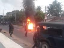 साखळी बॉम्बस्फोटांनंतर श्रीलंकेत उसळली दंगल; सोशल मीडियावर बंदी