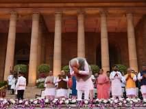 PHOTOS: मोदी सरकारमध्ये कोण करणार स्वतंत्र 'कारभार'; या नेत्यांनी स्वीकारला राज्यमंत्रीपदाचा कार्यभार