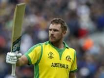 ICC World Cup 2019 : फिंचने श्रीलंकेला झोडपले; ऑस्ट्रेलियाच्या ३३४ धावांचा डोंगर