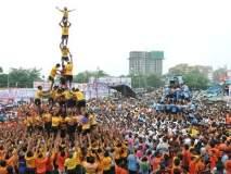 मुंबई, ठाण्याच्या मंडळांची पूरग्रस्तांसाठी घागर उताणी; मदतीसाठी आयोजक सरसावले