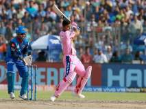 IPL 2019 DC vs RR : रियान परागची एकाकी झूंज, राजस्थानच्या 9 बाद 115 धावा