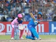 IPL 2019 DC vs RR : दिल्ली कॅपिटल्सचा दणदणीत विजय, राजस्थान रॉयल्सचे पॅकअप