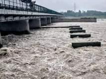 देशाची राजधानी संकटात; हरियाणातून यमुनेत सोडले तब्बल 8.7 लाख क्युसेक पुराचे पाणी