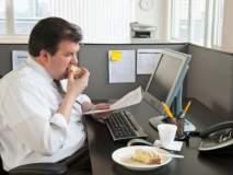 डेस्क जॉब करताय?; वाढत्या वजनाकडे करू नका दुर्लक्षं, करा 'हे' उपाय