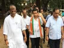 Maharashtra Election 2019: ज्याच्या सोबत 'संदेश' असतो तोच आमदार बनतो; नितेश राणेंच्या आमदारकीचे गुपित उघड?