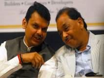 Maharashtra Election 2019: 'भाजपाच्या वटवृक्षाला बांडगुळे चिकटू नयेत'; नारायण राणेंवर अप्रत्यक्ष टीका