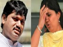 Vidhan Sabha 2019 : विस्कटलेली 'घडी' बसविण्याचा प्रयत्न