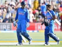 India vs Afghanistan : महेंद्रसिंग धोनी-केदार जाधवच्या खेळीवर क्रिकेटचा देव नाराज; म्हणाला....