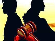 बायकोला पोटगी नाकारणाऱ्या नवरोबांची रवानगी तुरुंगात
