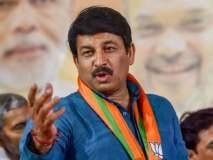 Maharashtra election 2019 : प्रांतवाद करणाऱ्या पक्षांचा निवडणुकीत अंत होणार; मनोज तिवारींची टीका