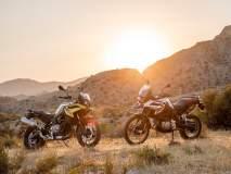 BMWची 'अॅडव्हेंचर' बाईक भारतात लाँच; किंमत पाहण्यासाठी 'धाडस' लागेल!