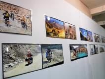 अकोल्यात भरली काश्मिर व लेह-लडाखमधील छायाचित्रांची प्रदर्शनी