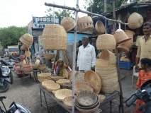 प्लास्टिकच्या अतिक्रमणामुळे बांबू उत्पादने आली धोक्यात