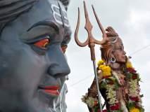 अख्या महाराष्ट्रात प्रसिद्ध अकोल्याची अनोखी कावडयात्रा
