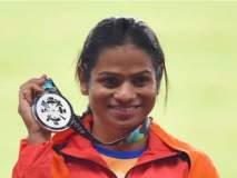 Asian Games 2018: भारताच्या द्युती चंदला रौप्यपदक