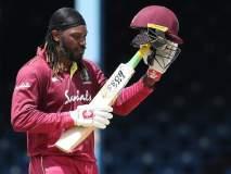 India vs West Indies: शानदार निवृत्तीची संधी गेलने गमावली; आता कारकीर्द आली धोक्यात