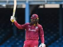 India vs West Indies : ख्रिस गेलने रचला इतिहास; सचिनलाही टाकले पिछाडीवर