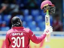 India vs West Indies : 'हा' फोटोच सांगतोय ख्रिस गेलची नामक तोफ थंडावली का...