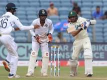 भारताकडून दक्षिण आफ्रिकेचाएक डाव १३७ धावांनी धुव्वा