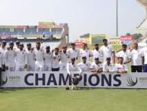 India Vs South Africa, 3rd Test : जे कोणालाच जमलं नाही, ते भारतीय संघाने करून दाखवलं