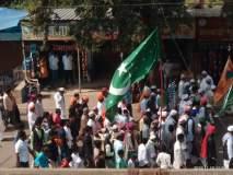 वाशिम जिल्ह्यात ईद-ए-मिलाद हर्षोल्हासात साजरा