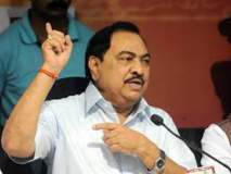 Maharashtra Election 2019 : राष्ट्रवादीने विरोधी पक्षनेतेपदाची दिली होती ऑफर - खडसे
