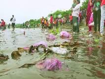 Ganesh Festival 2019 : राज्यभरात प्लास्टर ऑफ पॅरिसलाच पसंती