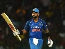 India vs West Indies : विराटने केली सचिन आणि सिद्धूच्या विक्रमाची बरोबरी