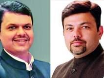 Maharashtra Assembly Election 2019 : मुख्यमंत्र्यांविरोधात कॉंग्रेसकडून देशमुखांना तिकीट