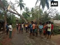 Cyclone Fani : फनी चक्रीवादळ पश्चिम बंगालमध्ये धडकले
