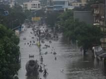 Mumbai Rain Updates: मुंबई पाण्यात बुडाली; 'तुंबई'चे धडकी भरवणारे फोटो