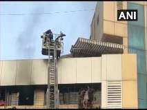 मुंबईत ड्रीमलँड सिनेमाजवळील रहिवासी इमारतीला आग, एकाचा मृत्यू