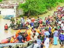 केरळ, कर्नाटकात पुरामुळे ६ लाख लोकांचे स्थलांतर, ५0 लोक बेपत्ता