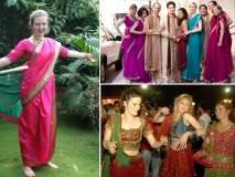 भारतीय विवाहसोहळ्यांमध्ये सहभागी होण्यासाठी परदेशी नागरिक मोजताहेत पैसे