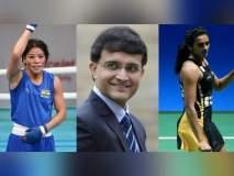 'दादा' तुसी ग्रेट हो; बीसीसीआय करणार ऑलिम्पिक विजेत्यांचा सत्कार